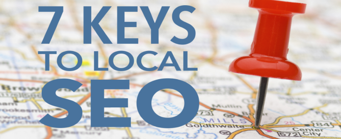 7 steps for local seo real estate marketing